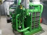 Б/У газовый двигатель Jenbacher J 620 GSE01,2800 Квт,2001 г. - photo 2