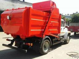 Garbage truck - photo 3