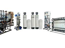 Industrial water treatment equipment