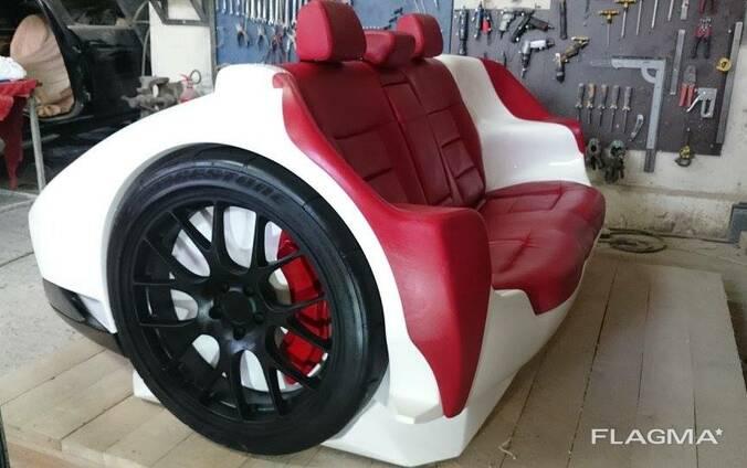 Luxury racing sofas lamborgini murcelago