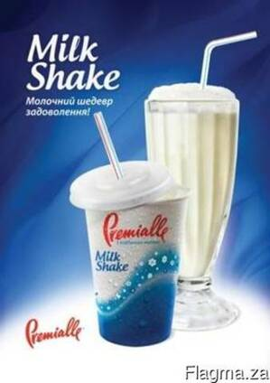 Milk Shake Mix Premialle
