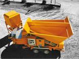 Мобильный Мини - бетонный завод (6-12 м3 / час) Швеция - фото 3
