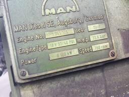 Продам корабельный двигатель фирмы МАН ! - фото 4