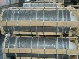 RP HP UHP Graphite Electrodes for Steelmaking Low Price - фото 2
