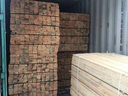 Sell, sawn timber (pine) 20-38х90х3000 - 4000(mm) 2-3 grade