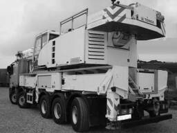 The mobileCrane TEREX 5300/2013 on MB 100T - photo 3