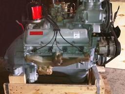 ZIL 130, 131 engine assembled